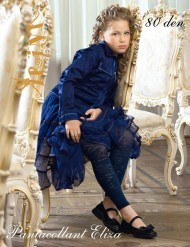 Arina Millionare Лосины ELIZA 80 blue scuro